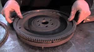 replacing a ring gear replacing a ring gear