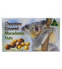 chocolate ered macadamia