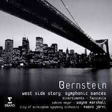 bernstein facsimile choreographic essay for orchestra page  bernstein prelude fugue riffs for