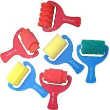 Childrens Sponge Paint Rollers
