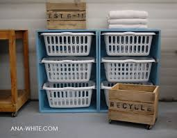 Laundry Basket Dresser For Sale