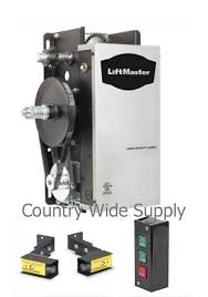 liftmaster mj 5011u mercial garage door opener jackshaft operator side mount ebay