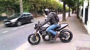suzuki bandit 1200 café racer by raspo custom garage