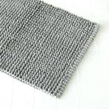 white bath rug grey and white bath mat medium size of rug sets bath runner memory