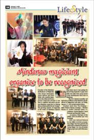 Scene City | Mindanao magicians organize to be recognized