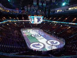 Rogers Arena Virtual Seating Chart Photos At Rogers Arena
