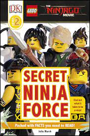 The LEGO® NINJAGO® Movie™ Secret Ninja Force DK Readers Level 2: Amazon.de:  DK: Fremdsprachige Bücher