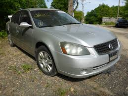 2005 Nissan Altima 2.5S Quality Used OEM Replacement Parts :: East ...