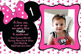 minnie mouse invitation template minnie mouse birthday card template invitations pertaining to