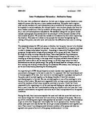 write reflective essay gds genie write reflective essay