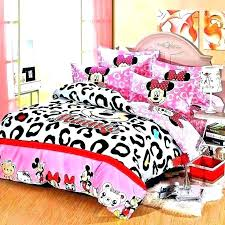 mickey mouse bedding sets set twin full size comforter sheets queen bed king