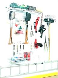 rubbermaid garden tool organizer tool storage shed wall hooks garden tool storage garden tool hooks gardening tools storage kit tool