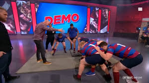 Rugby Tonight Demo