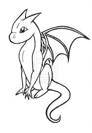 coloring pages drawing of dragon free printable coloring pages for kids dragons from drawing