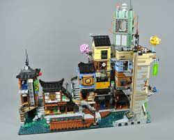 Lego Ninjago Movie Ninjago City Docks - Novocom.top