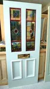 entry door glass panel replacement and glazed front doors stained 2 over panels with uk