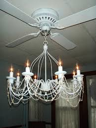 chandelier with ceiling fan attached fan and chandelier combo white chandelier ceiling fan chandelier lamp bedroom