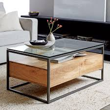 media nl coffee table uk box frame storage west elm small oak tables wicker low black with full glass classic white wood marble dining