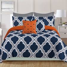 comforter set king size bed comforter grey orange comforter blue and brown bedding king comforter