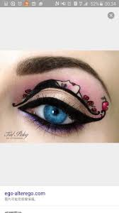 creative eye makeup eye makeup art eye art face makeup beauty makeup