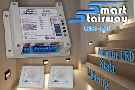automatic led stair lighting. Sensors For Automatic LED Stair Lighting \ Led