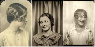 Podívejte Se Na Portréty žen Z Doby Kdy Byly Krátké Vlasy In