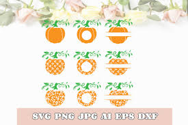 Free svg image & icon. Pumpkin Svg Monogram Best Premium Svg Silhouette Create Your Diy Projects Using Your Cricut Explore Silhouette And More The Free Cut Files Include Psd Svg Dxf Eps And Png Files