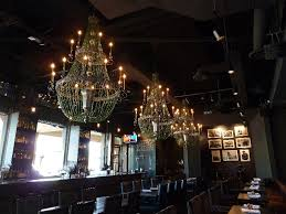 custom lighting fixtures from pentimento lighting furnishings installed at culinary dropout scottsdale az