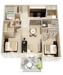 simple floor plans. Simple Two Bedroom Floor Plan Plans