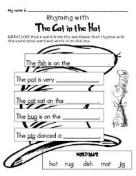 Preschool Printables   That Cat  Pre Primer Sight Vocabulary Cards likewise cat in the hat rhyming activities   Google Search   Classroom likewise 145 best Seriously Seuss images on Pinterest further Pin by Melissa Miller on Dr  Seuss   Pinterest   School as well  in addition 58 best March   Dr  Seuss images on Pinterest   Kindergarten also  also 368 best school images on Pinterest   Children  School and Colors as well Cat in the Hat Sequence Strips   Book Box Ideas   Pinterest   Free additionally 59 best dr seuss images on Pinterest   Dr suess  Hacks and 4th likewise 604 best Kindergarten images on Pinterest   Autism  Game and. on free cat in the hat sentence bubbles with sight word practice best dr seuss images on pinterest school week and suess directed drawing ideas reading day march is month theme worksheets math printable 2nd grade
