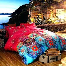 bedding sets quilt set queen bohemian quilts luxury wwe comforter decoration synonym meaning