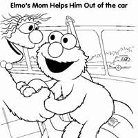 Small Picture 20 Elmo Coloring Pages Print Elmo Pictures to Color All Kids