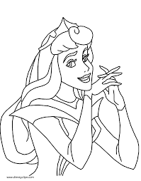 Small Picture Sleeping Beauty Printable Coloring Pages Disney Coloring Book