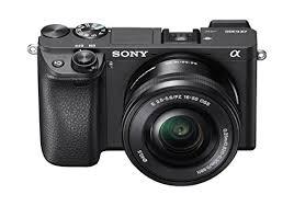 sony a6300. amazon.com : sony alpha a6300 mirrorless digital camera with 16-50mm lens \u0026 photo e