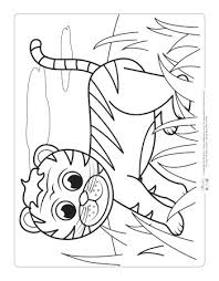 Feel free to print and color from the best 40+ jungle coloring pages at getcolorings.com. Safari And Jungle Animals Coloring Pages For Kids Itsybitsyfun Com