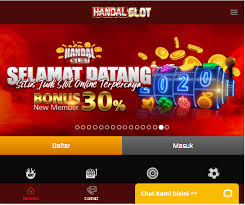 HandalSlot: Daftar Agen Judi Slot Online Indonesia 2021
