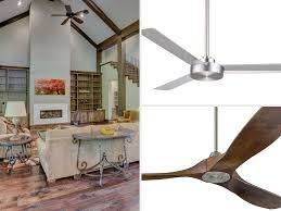 Bedroom ceiling fans Cottage Bestceilingfanforhighceilingsjpg Best Rated Ceiling Fans Best Ceiling Fans For Living Room Advanced Ceiling Systems