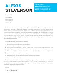 Gallery Of Creative Cover Letters