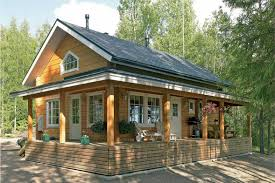 ... Annenranta Log Cabin Homes ...