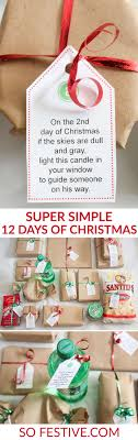 Ten Gift Ideas That Start At Less Than A Dollar Per Person Now Gift Idea Christmas