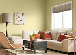 Yellow Paint For Living Room Living Room In Daisy Yellow Living Rooms Rooms By Color