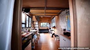 Small Picture Fantastic Big Tiny House With Open Plan Design Living Big In A