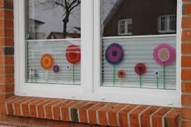 Diy Idee Frühlingshafte Fensterdeko Und Ulalü Kindermode Lavendelblog