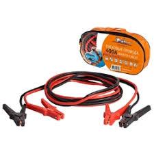 <b>Пусковые провода</b> для автомобилей с максимальным током 400 А