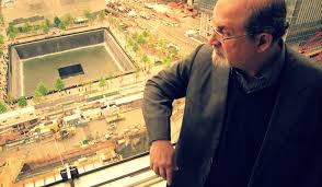 on life a death sentence reflections on years since the salman rushdie at 9 11 memorial