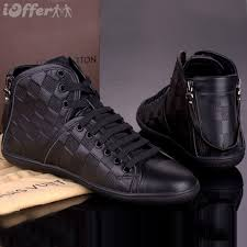new men s trainers sneakers real leather shoes boots
