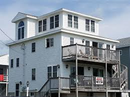 4 Bedroom, 3 Story House Across From The Beach - Fabulous Views!