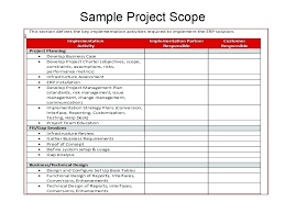 Defining Scope For Implementations The Right Way