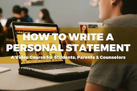 how to decide which extracurricular activity to write about video course how to write a personal statement