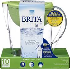Brita Pacifica Water Filtration Pitcher Green 10 Cup Walmart Canada